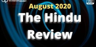 THE HINDU REVIEW English Medium