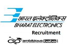 BEL for Project Engineer And Trainee Engineer Recruitment 2020 : 159 Post check here