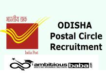 Odisha Postal Circle for Gramin Dak Sevak (GDS) Recruitment 2020 : 2060 Post check here