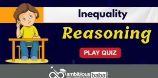 Inequality quiz