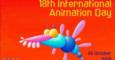 28 October: International Animation Day