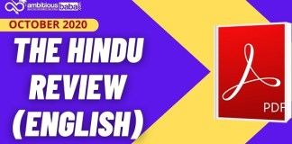 Oct 2020 The hindu review english pdf