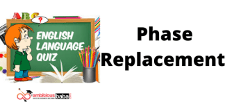 Phase Replacement