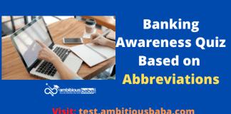 Banking Awareness Based on All Banking Abbreviations