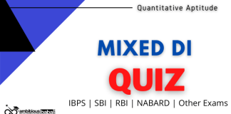 Mixed DI for IBPS , SBI , RBI