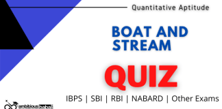 Boat And Stream Quiz
