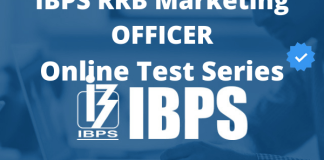 IBPS RRB SO Marketing Officer Scale-2 Test Series 2021