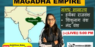 Magadha Empire(मगध साम्राज्य): 600 BC- 250AD