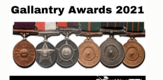 Gallantry Awards 2021: Here's the list of 144 gallantry awards announced