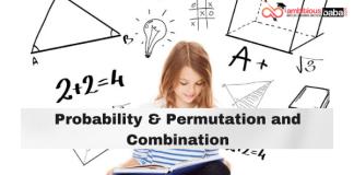 Probability & Permutation and Combination