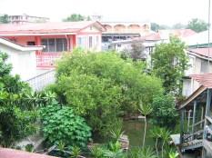 San Ignacio Guest House view