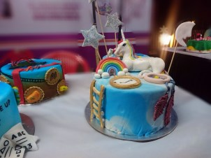 Dreamland themed cake