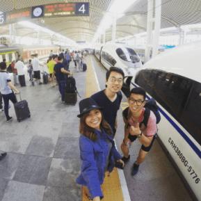 CHR's Fast Train