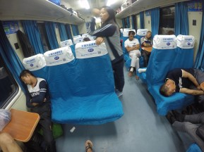 Slow Train for 108km/hr