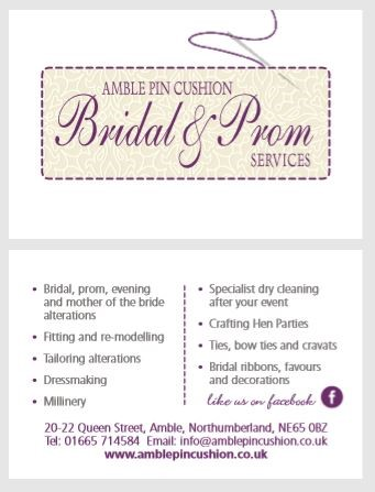 Bridal and Prom Information