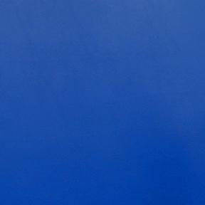 Solid deep blue plain cotton fabric by the paintbrush studio