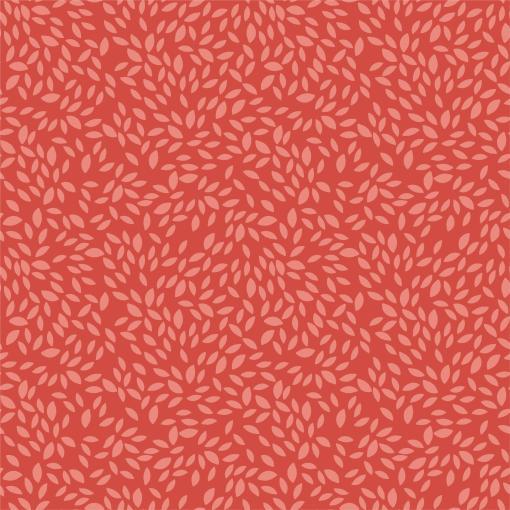 true north leaves by littondale fabrics