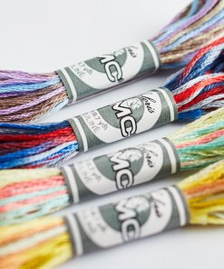 DMC coloris embroidery thread