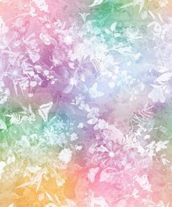 floral wonder hoffman batik