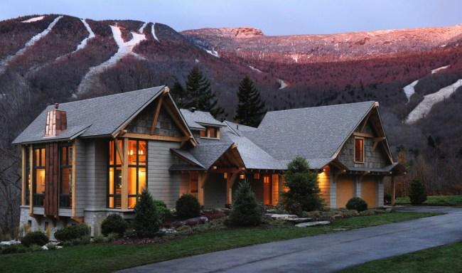 2011 HGTV Residence – Ambler Design Stowe, Vermont