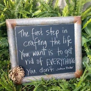 Crafting Life