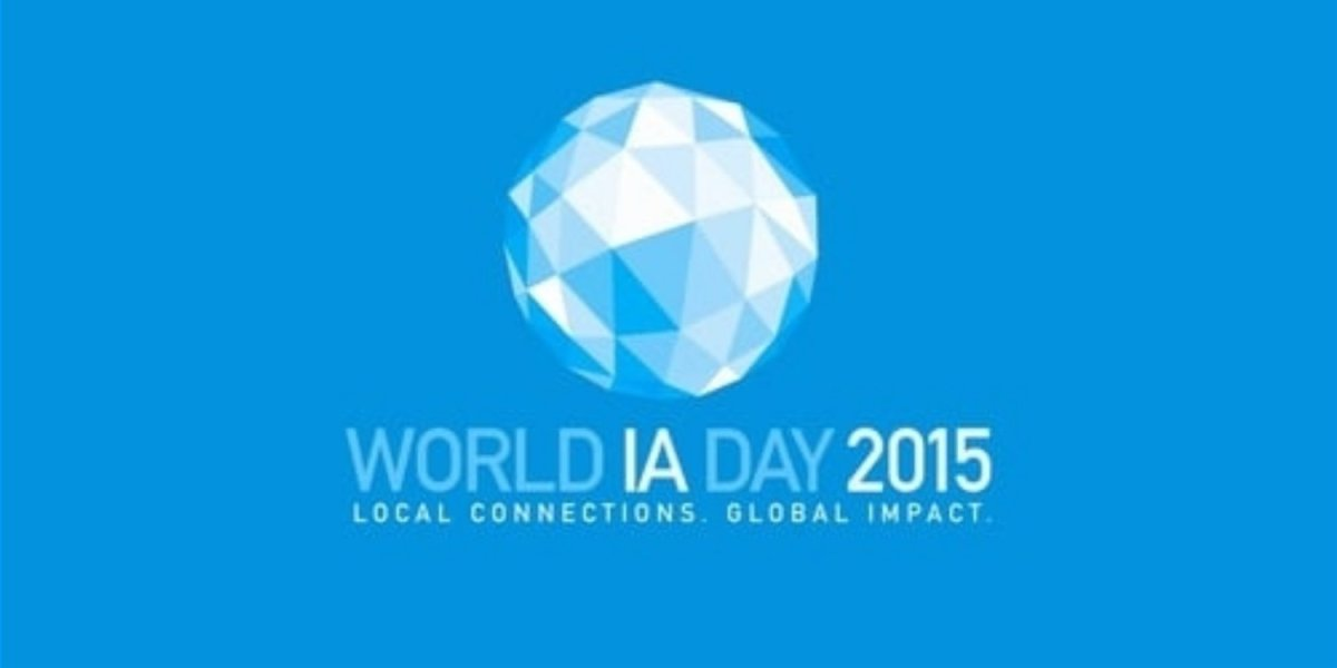 World IA Day 2015 @ Bucharest