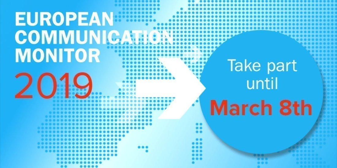 European Communication Monitor 2019