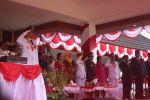Upacara Bendera Memperingati Proklamasi Kemerdekaan RI Ke-72 Pemerintah Provinsi Maluku