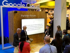 Ambra Health on with other Google Cloud Partners