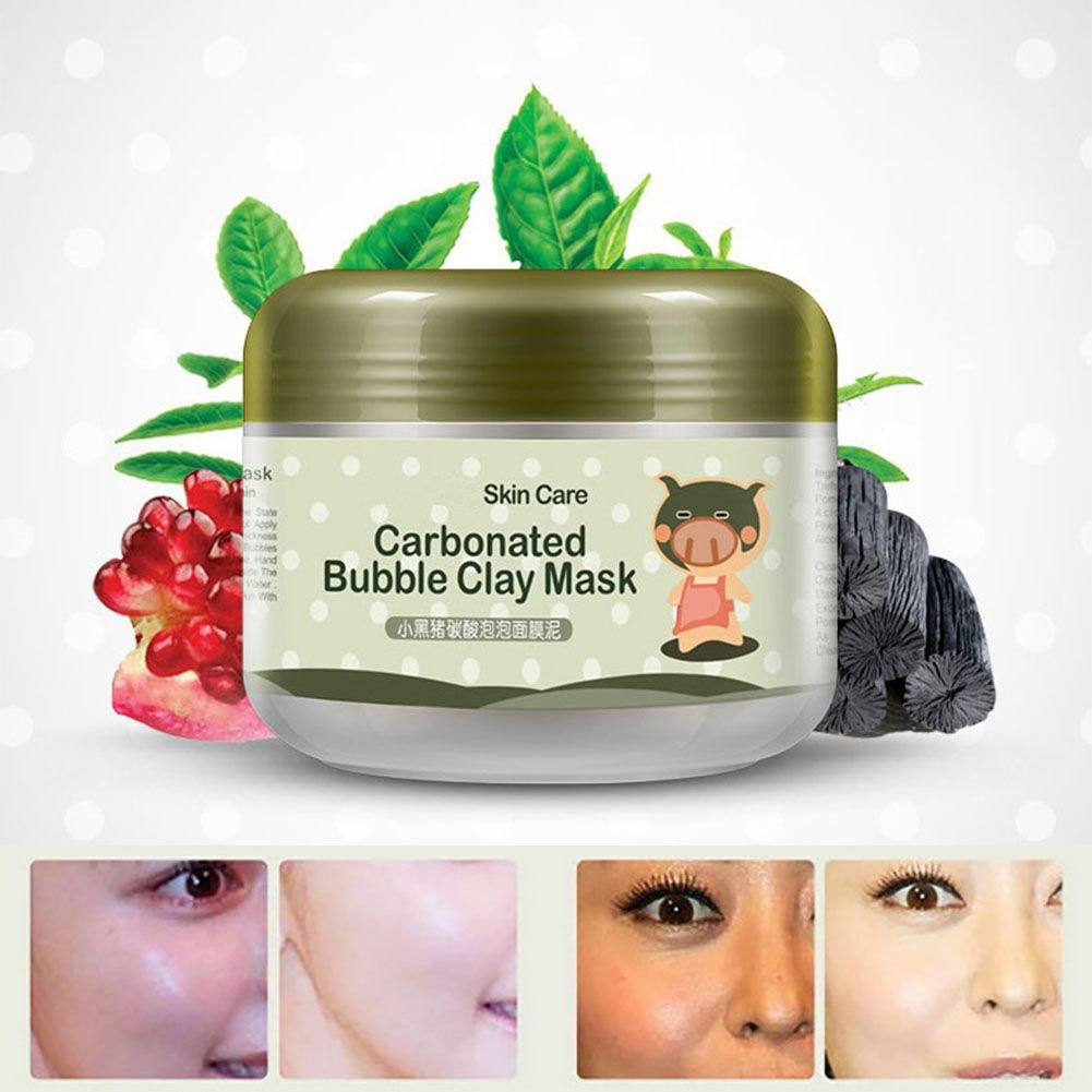 BUBBLE MASK CARBONATED