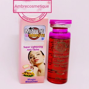 BLANCHISSEUR MAGIC GLUTATHIONE & VITAMINE C SUPER ECLAIRCISSANT ANTI TACHES