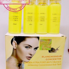BLANCHISSEUR CONCENTRE EXTRA FORT AU COLLAGENE ANTI TACHES 1 PIECE