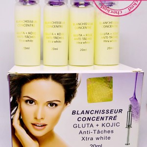 BLANCHISSEUR CONCENTRE GLUTA KOJIC XTRA FORT ANTI TACHES