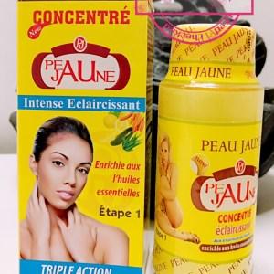 PEAU JAUNE SERUM CONCENTRE ETAPE 1 ECLAIRCISSANT AUX ACIDES DE FRUITS