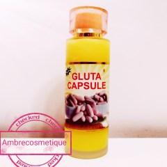 SERUM GLUTA CAPSULES ANTI TACHES SUPER ECLAIRCISSANT AUX ACIDES DE FRUITS