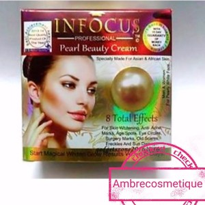 CREME EXTRA ECLAIRCISSANTE ANTI FARES CONTRE HYPERPIGMENTATION & MELASMA ANTI ACNE PEARL BEAUTY