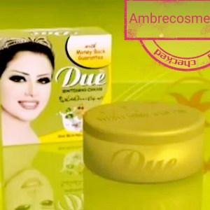 CREME EXTRA ECLAIRCISSANTE EXTRAITS MULTI VITAMINES ANTI FARES CONTRE HYPERPIGMENTATION & MELASMA ANTI ACNE DUE