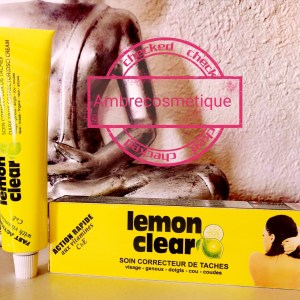 ECLAIRCISSANT LEMON CLEAR ANTI TACHES FAST ACTION TUBE
