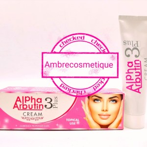 ALPHA ARBUTIN 3 PLUS BLANCHISSEUR STRONG WHITENING EXTRA FORT TUBE ACTION RAPIDE ANTI TACHES POUR ZONES REBELLES