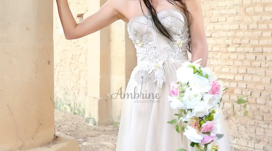 "Robe de mariée ""Native"""