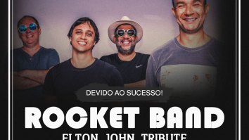 Rocket Band faz tributo a Elton John no Teatro Rival | Elton John | Revista Ambrosia