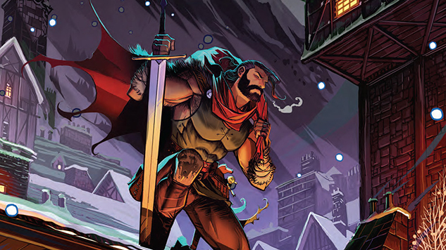 Klaus - Um conto de Grant Morrison | Quadrinhos | Revista Ambrosia