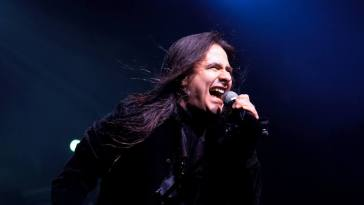 Morre André Matos, vocalista do Angra e do Shaman | Angra | Revista Ambrosia