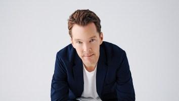 Benedict Cumberbatch foi escolhido por Neil Gaiman como Satã | Notícias | Revista Ambrosia