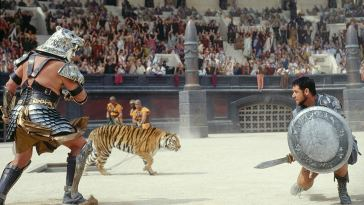 Produtores revelam detalhes de Gladiador 2 | Joaquin Phoenix | Revista Ambrosia
