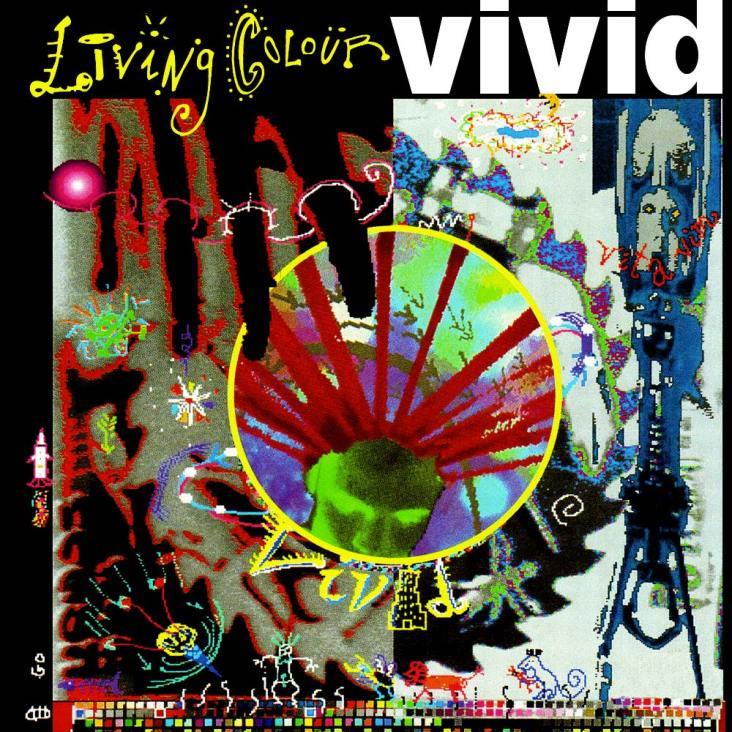 Playlist Living Colour 2019 - Turnê Vivid 30 Anos | Playlist | Revista Ambrosia