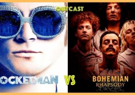 Rocketman vs Bohemian Rhapsody no Outcast! | Filmes | Revista Ambrosia