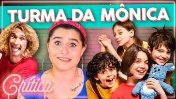 O filme da nossa infância! Turma da Mônica - Laços (sem spoiler) | Magali e Cascão | Revista Ambrosia