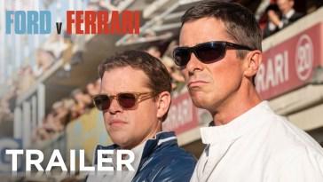 Matt Damon e Christian Bale estrelam Ford vs Ferrari; confira trailer | Christian Bale | Revista Ambrosia