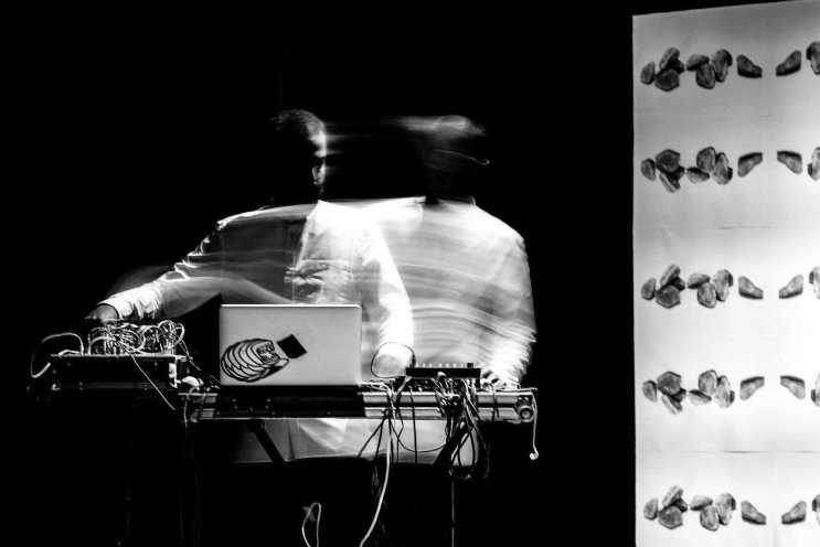 - JMM porJARDELSOUZA - João Milet Meirelles (BaianaSystem) leva projeto Infusão ao palco da Audio Rebel